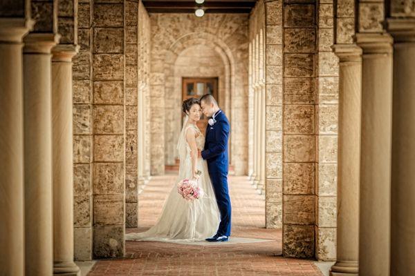Shelley and Jason's Wedding – University of Western Australia