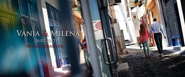 The Dream // Vanja & Milena. Video by Studio Phos art.  Cinematography: www.phosart.gr  Wedding Planner: www.poemaweddings.com   @ Weddings and Events in Santorini island Greece