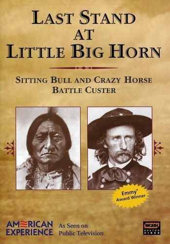 American Experience: Last Stand at Little Big Horn (DVD Used Very Good)