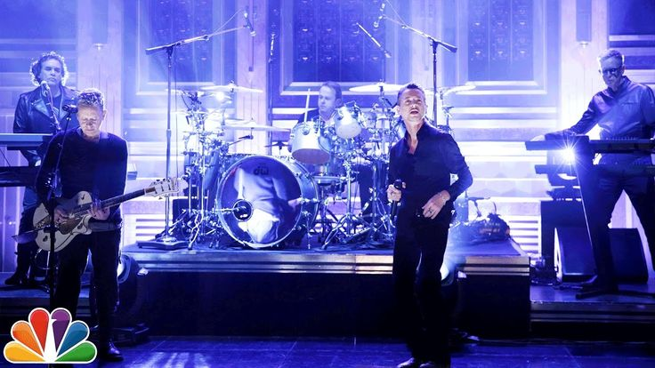 "Music guest Depeche Mode performs ""Where's the Revolution"" for the Tonight Show audience. Subscribe NOW to The Tonight Show Starring Jimmy Fallon: http://bit..."