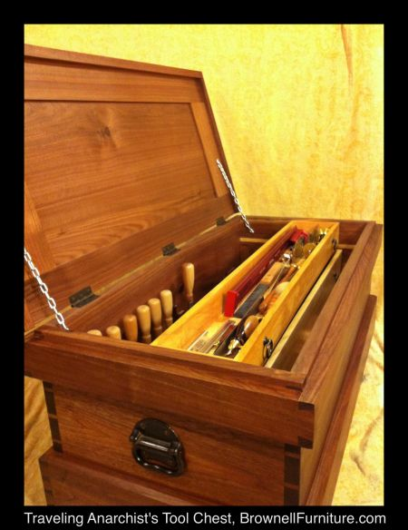 Apothecary Chest Coffee Table
