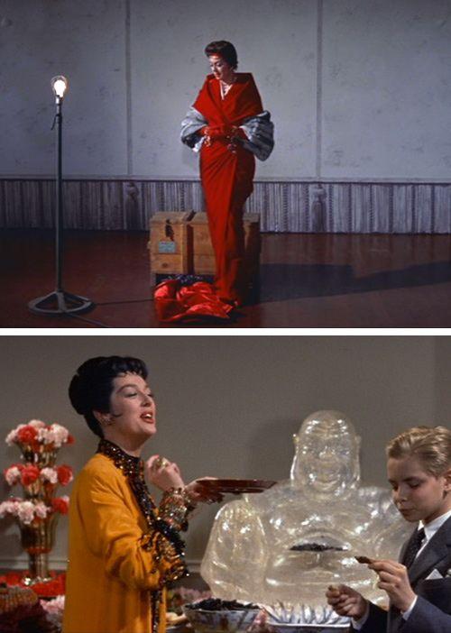 Auntie Mame, my favorite movie on design sponge living in auntie mame