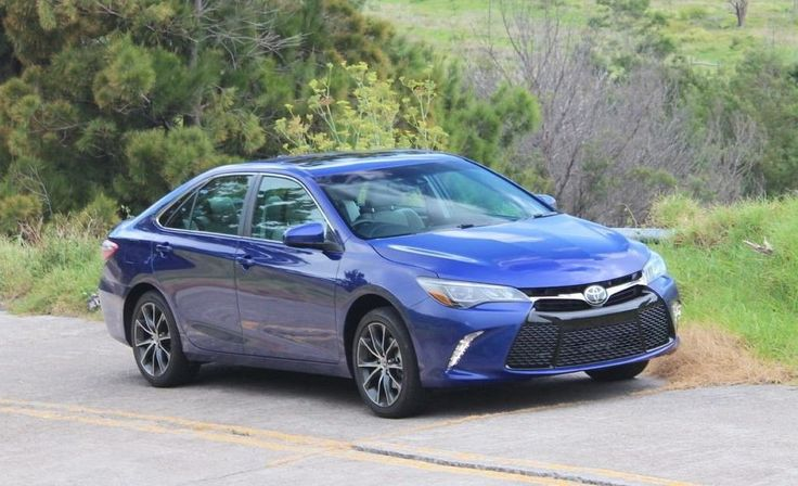 2015 Toyota Camry lease deals
