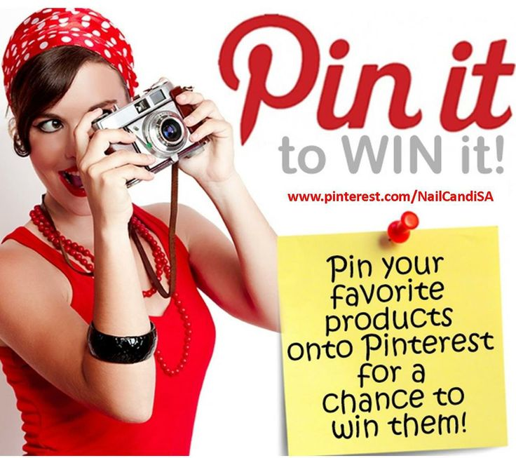 Its competition time Pretties, and all you have to do is PIN IT TO WIN IT! This is how it works: Follow us on Pintrest, simply re-pin ANY NailCandi of your choice from our board http://www.pinterest.com/NailCandiSA/nailcandi/ And you stand a chance to win that product! You can pin as many products as you like, as long as it comes from our NaiCandi board, and you HAVE TO FOLLOW us on Pintrest to be eligible for the prize. We will have daily giveaways until 5 March - so get pinning!