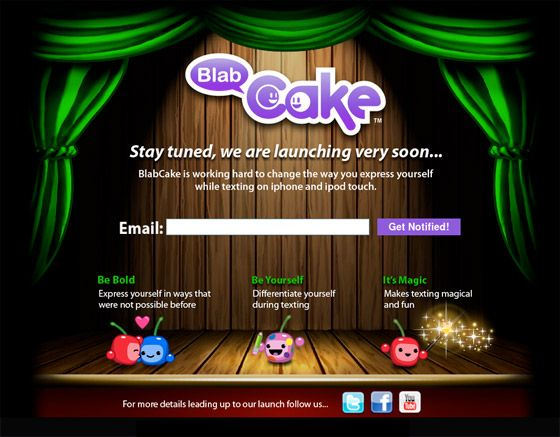 """blabcake-th """"Stay tuned"""""""
