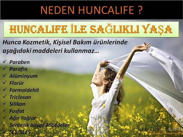 Ücretsiz üyelik için linki tıklayınız: Referans Linkiniz: http://www.huncalife.com.tr/Default.aspx?ReferenceID=5ec82b84-ca05-4bc6-af91-932ed7fcfa04