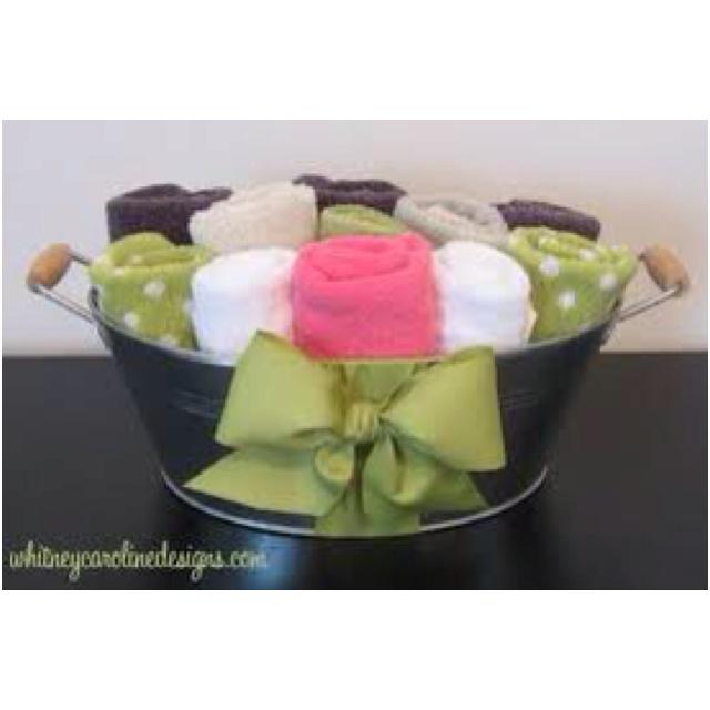 Precious House Warming Gift For The Bathroom!