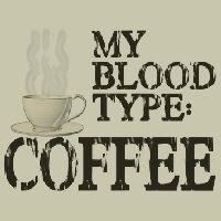 I can't live without my coffee lol