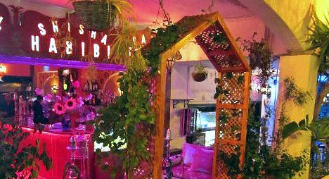 Habibi-Lebanese and International Arab Food, Tenerife; Lebanese Restaurant that can serve you lots of delicious Arabic food, dessert, and cocktail while enjoying belly dance show.