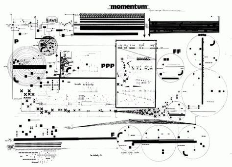 Experimental music notation resources -  Leon Schidlowsky