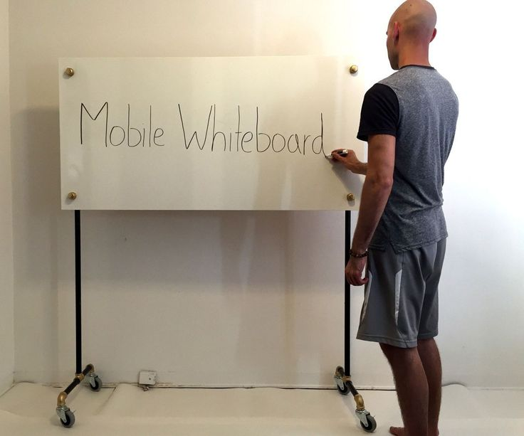 17 best ideas about mobile whiteboard on pinterest rolling whiteboard whiteboard on wheels. Black Bedroom Furniture Sets. Home Design Ideas