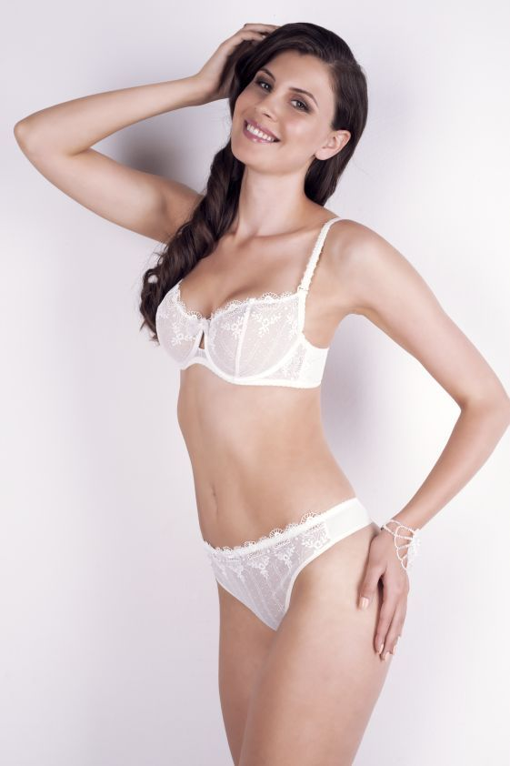 New collection ZORZA bra: A242 pants: C300 www.samanta.eu