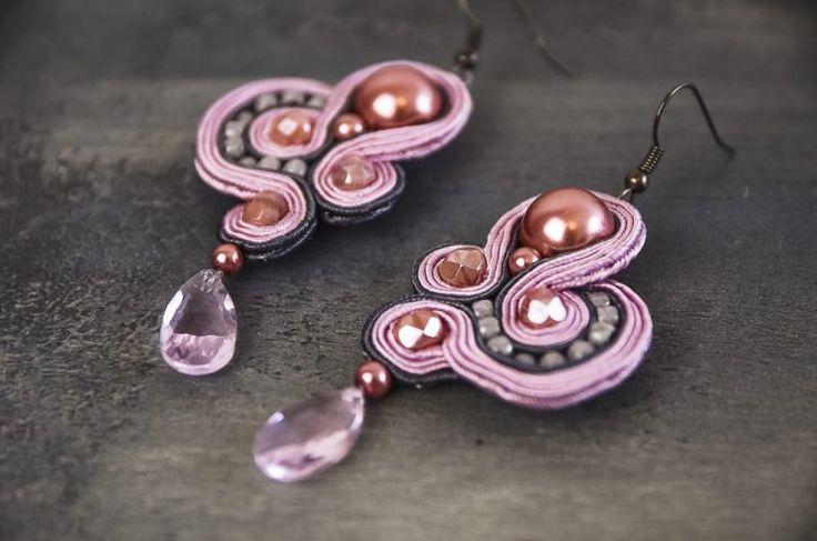 Kreatívny kurz Šité náušnice sujtaš šperky