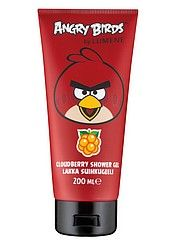 Angry Birds by LUMENE Arctic Cloudberry Shower Gel 200ml - Suomikauppa.fi - produits finlandais en ligne!