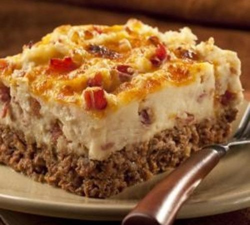 SHARING IS CARING!768902050Cowboy Meatloaf & Potato Recipe If you choose to substitute the ground meat for ground turkey, the result is much lighter, although I tend to prefer the ground meat as it is able to uphold the strength of the barbeque sauce, and I find the ground meat keeps the meatloaf juicier. That being …