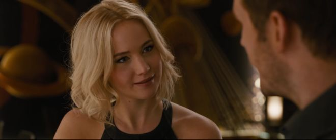 Passengers Trailer: Jennifer Lawrence and Chris Pratt Are Ship Outta Luck #ITBusinessConsultants