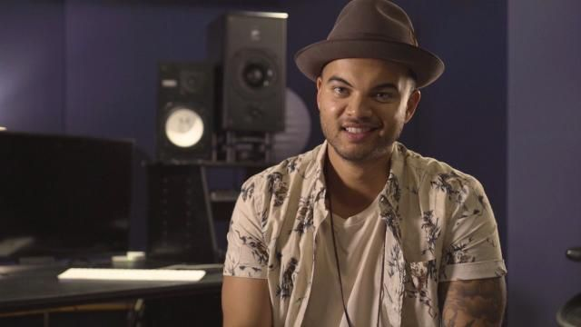 EXCLUSIVE! Guy Sebastian's first sex track for Jules: 'I thought I'd write her a bedroom song'.