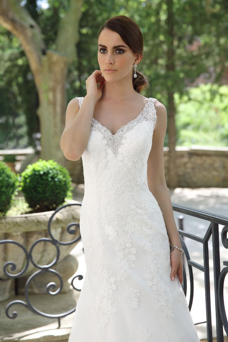 14 best emma charlotte images on pinterest wedding frocks severn severn wedding gown is romantic and sexy this v neck wedding dress features gorgeous lace all over ombrellifo Image collections