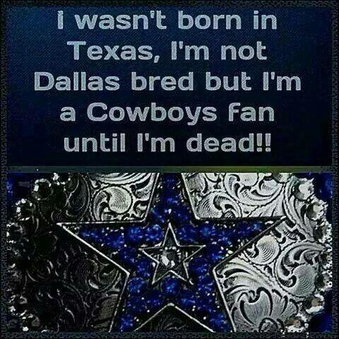 Cowboy Nation Baby....