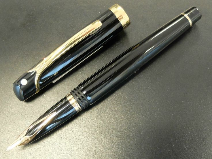 Best custom writing vintage fountain pens