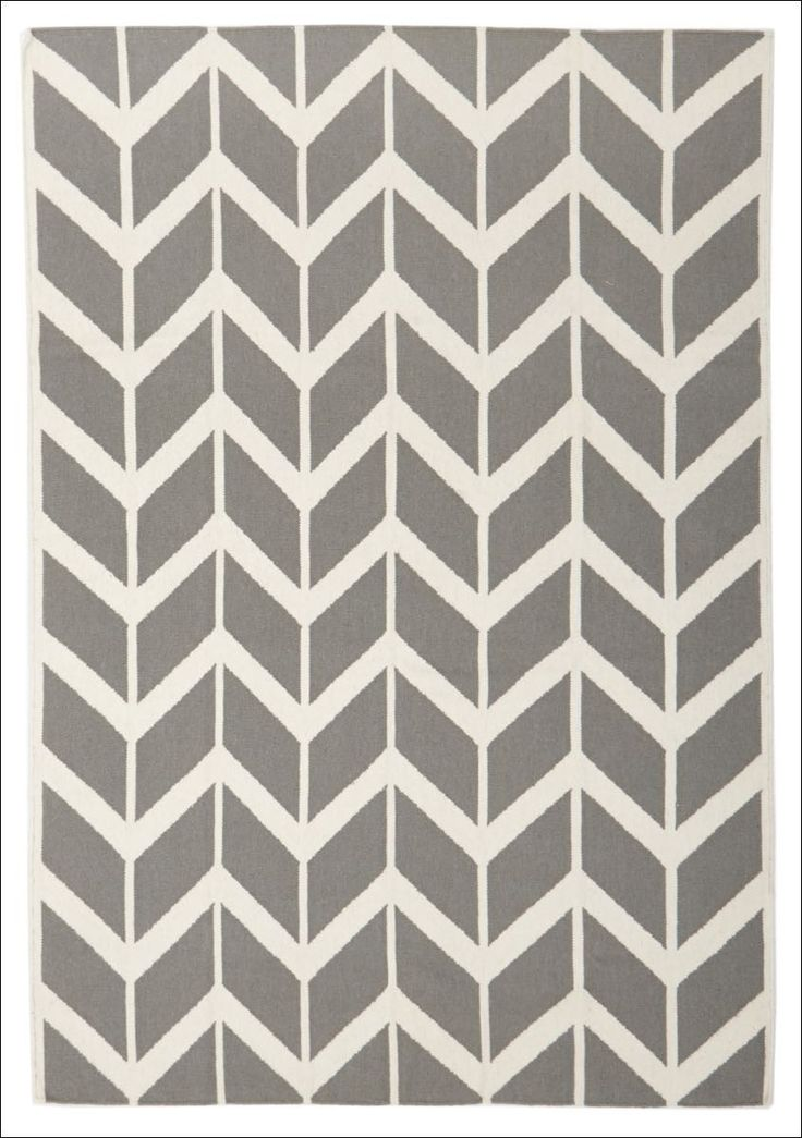 Chevron Flatweave Rug Grey. A stunning statement for your home.   Available at Rugs Of Beauty: https://www.rugsofbeauty.com.au/collections/chevron/products/chevron-flat-weave-rug-grey?variant=19755584129