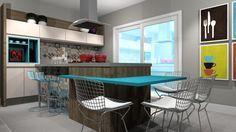 Cozinha - Galeria de Projetos Promob