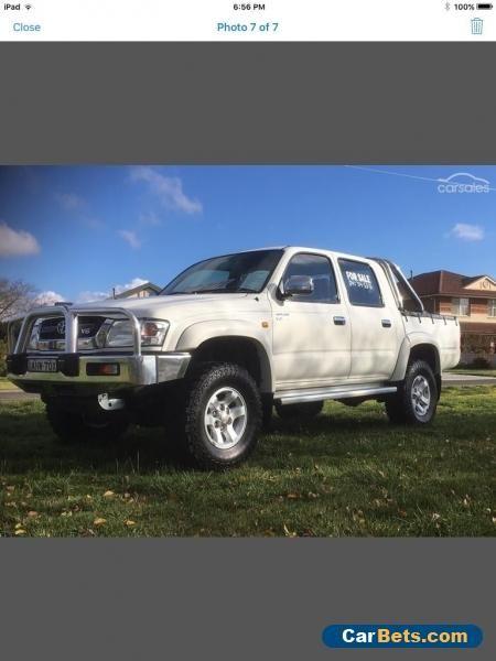 Toyota hilux SR5 4x4 #toyota #hiluxsr5 #forsale #australia