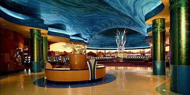 Tulalip Casino - Washington | Casinos Interior Design. Best Casino. Contract Furniture. Hospitality Furniture. #bestcasino #interiordesign #contractfurniture Find more inspiration at: www.brabbu.com/