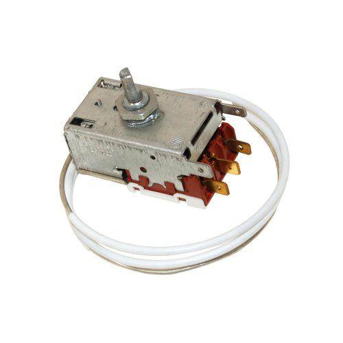 Véritable WHITE WESTINGHOUSE Réfrigérateur Réfrigérateur Congélateur Thermostat 0225081: Thermostat de rechange d'origine pour votre…