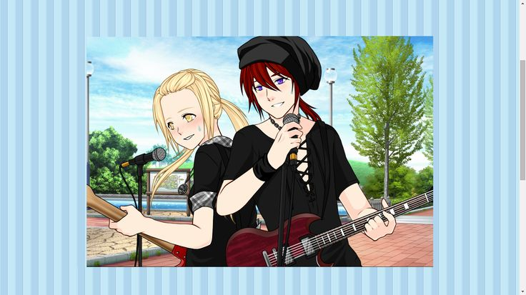 Momiji and Len