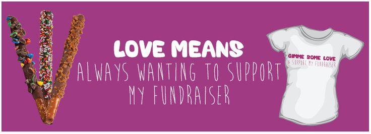 valentine card fundraiser
