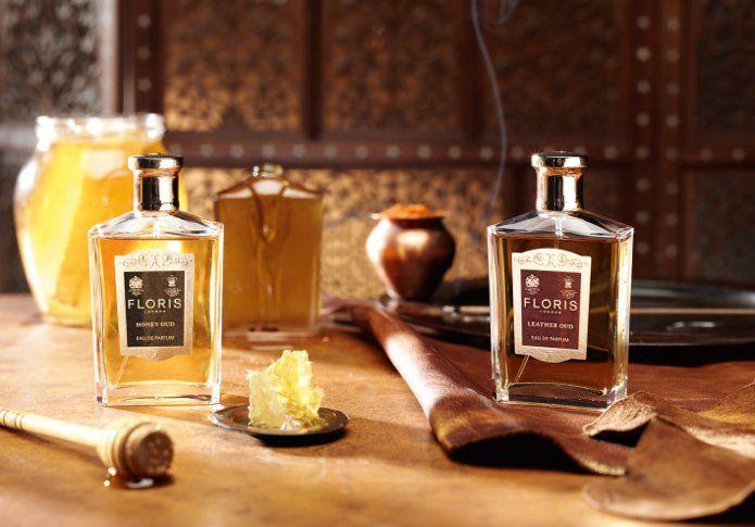 Floris Leather Oud e Floris Honey Oud: inarrestabile Oud Inizialmente realizzata esclusivamente solo per i prestigiosi magazzini Harrods di Londra,...