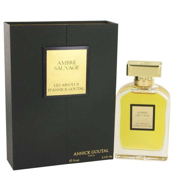 Annick Goutal Ambre Sauvage Perfume 75ml Unisex EDP Spray | It was released in 2015 as part of the less absolus collection. A long lasting smoky spicy scent with a powdery presence. This warm animalistic blend is a treat with a wild side. The top notes are amber and patchouli. The heart notes are relaxing lavender and pink pepper. The finishing notes are storax, vanilla and iris.