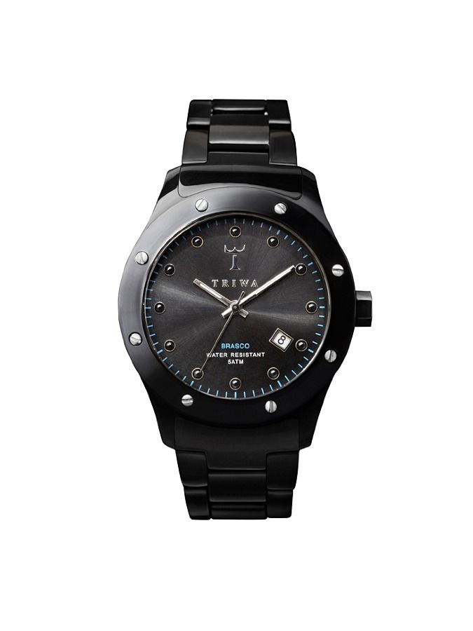 Męski zegarek Triwa w kolorze czarnym 299 PLN #limango #sale #watch #accessories #men #fashion