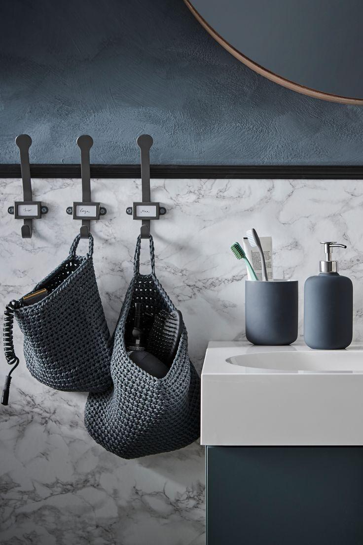 Organisation fürs Bad