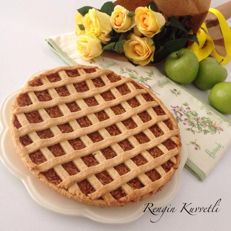 Elmalı tart / Apple pie