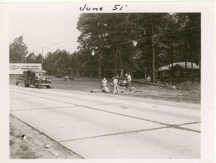 Duck River Electric Linemen 1951