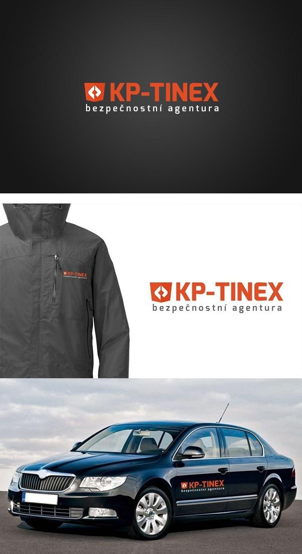 Pro bezpečnostní agenturu KP-Tinex se sídlem v Plzni jsme zhotovili grafickou podobu logotypu a novou firemní web prezentaci.