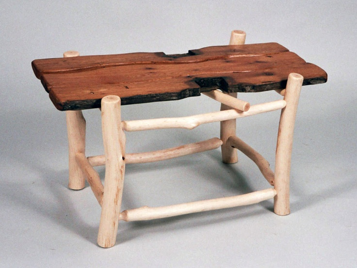 Rustic Furniture Gallery | Exploring Folk Art With Rob Gorrell
