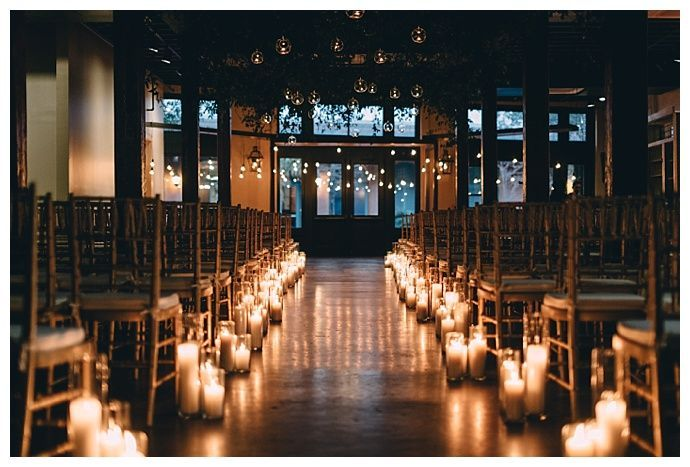 Brent and Herb's Dark, Romantic New Orleans Wedding Sapphire Events | The Chicory | Warehouse Wedding | Modern Wedding | Industrial Wedding Venue | New Orleans Wedding
