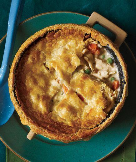 Chicken and Vegetable Potpie
