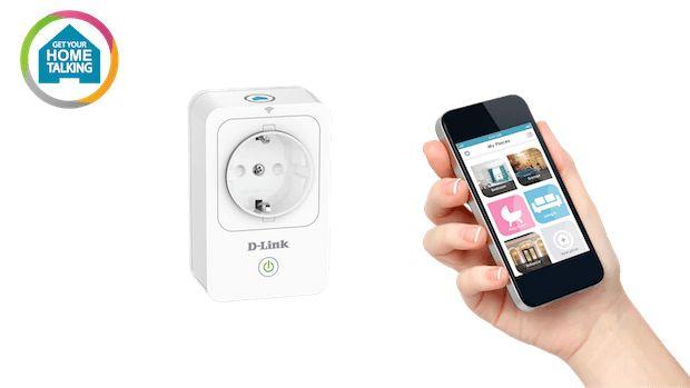 mydlink Home Smart Plug mit Amazon Echo kompatibel  Mit dem mydlink Home Smart Plug von D-Link werden Alexas Kompetenzen noch erweitert. Die Steckdose benötigt keine Montage und ist sofort betriebsbereit.  #amazon #alexa #smarthome #tech #technews #smarttech #automation #connected