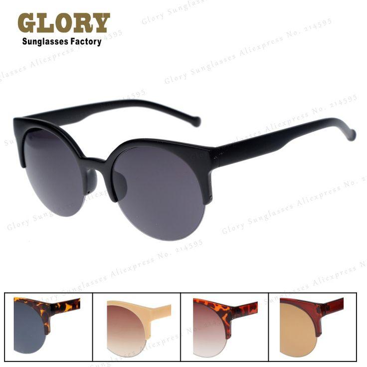 b7a2c0cf20483 Find More Óculos de Sol Information about mulheres óculos novo 2014 oculos  elegante raro super círculo retro volta e meia quadro gato olho óculos moda  de ...