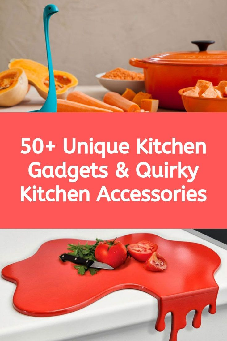 50+ Unique Kitchen Gadgets & Quirky Kitchen Accessories ...