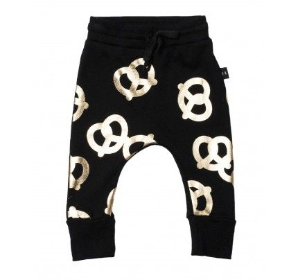 Huxbaby Pretzel Drop Crotch Pants