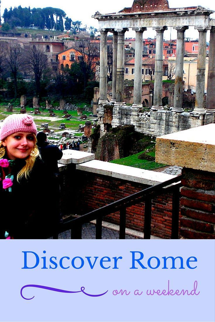 Read about the best things to do in Rome, Italy over a Weekend, visit the…