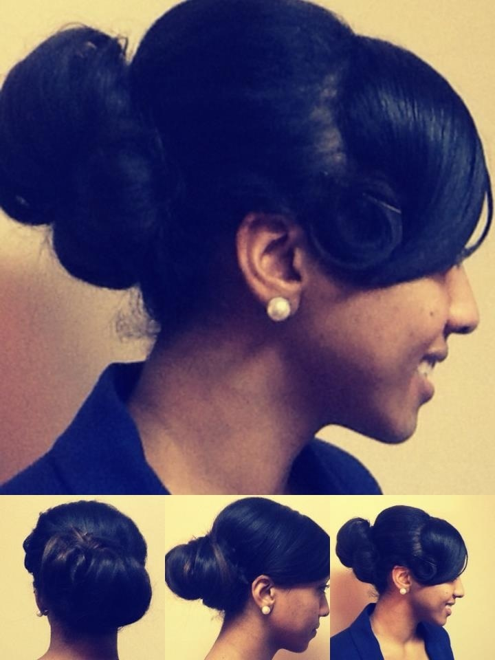 Hairstyles for a interview : 382 best Hair styles images on Pinterest