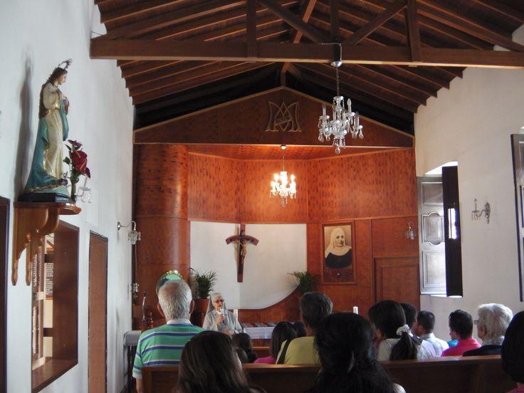 Capilla santuario de Madre Laura (Jerico, Ant.)