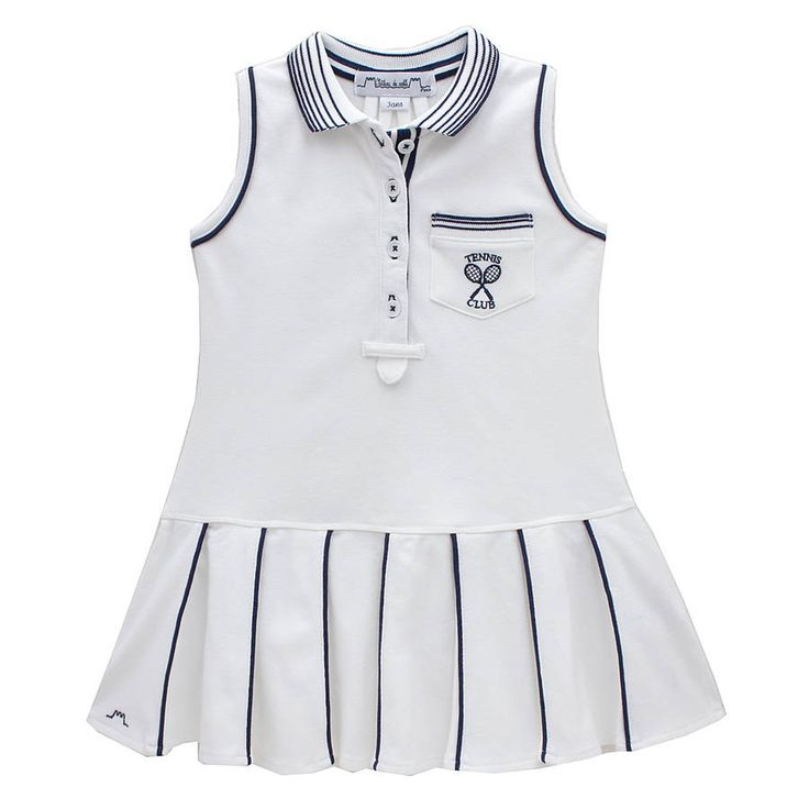 1000  ideas about Girls Tennis Dress on Pinterest  Tennis dress ...