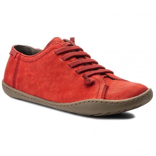 Polbuty Camper Peu Cami 20848 126 Red Cami Red Shoes
